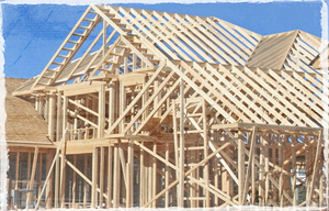 Pine LVL is great fit for house frame and beams construction materials.