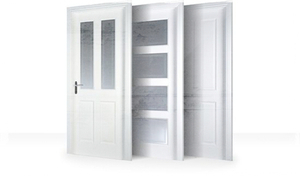 We also supply full set of kinds of door for projects with or without door frame